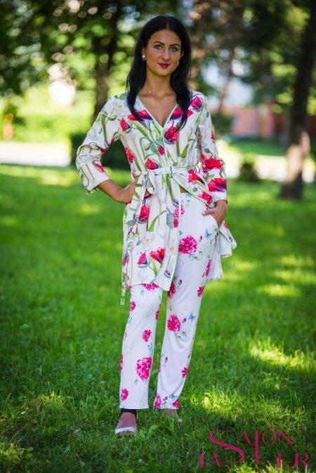 Kimono krátke zdielne KTD STYLE
