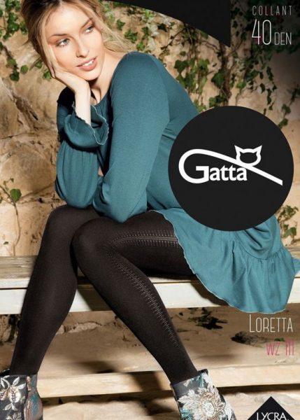 Pančuchy 50 DEN LORETTA 111 značky GATTA